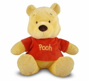 Kids Preferred <br />Winnie the Pooh Bear in Red Shirt 9