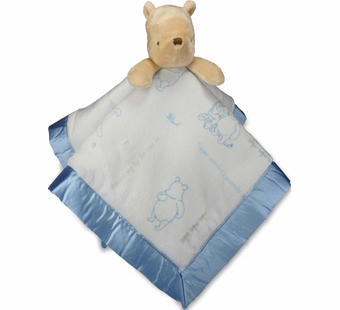 Kids Preferred <br />Winnie the Pooh Blanket 18