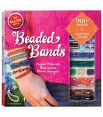 Klutz <br />Beaded Bands Book