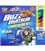 Klutz <br />Buzz Lightyear Foam Gliders Book