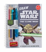 Klutz <br />Draw Star Wars Clone Wars Book