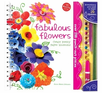 Klutz <br />Fabulous Flowers Book