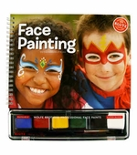 Klutz <br />Face Painting Book