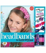 Klutz <br />Headbands & Hairstyles Book