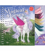 Klutz <br />Magical Horses Book
