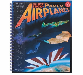 Klutz <br />Paper Airplanes Book
