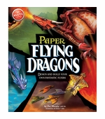 Klutz <br />Paper Flying Dragons Book