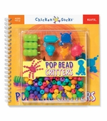 Klutz <br />Pop Bead Critters Book