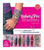 Klutz <br />Safety Pin Bracelets Book