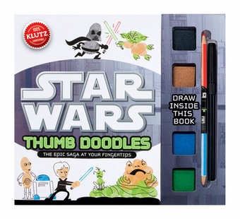 Klutz <br />Star Wars Thumb Doodles Book