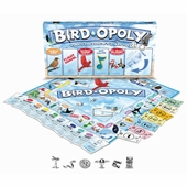 Late for the Sky Games <br />Birdopoly Board Game