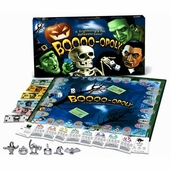 Late for the Sky Games <br />Boooopoly Board Game