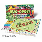 Late for the Sky Games <br />Bugopoly Board Game