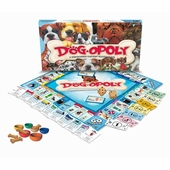 Late for the Sky Games <br />Dogopoly Board Game