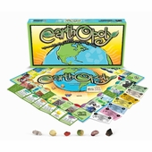 Late for the Sky Games <br />Earthopoly Board Game