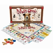 Late for the Sky Games <br />Muttopoly Board Game