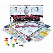 Late for the Sky Games <br />Penguinopoly Board Game