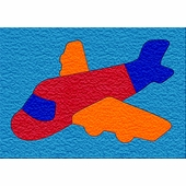 Lauri Puzzles <br />Airplane Puzzle
