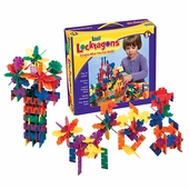 Lauri Puzzles <br />Locktagons Building Set