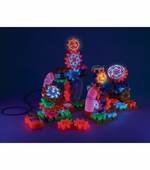 Learning Resources <br />Gears Gears Gears Lights and Action Building Set