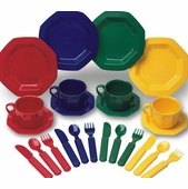 Learning Resources <br />Kid's Pretend Dish Set