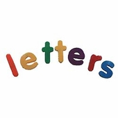 Learning Resources <br />Magnetic Lowercase Letters