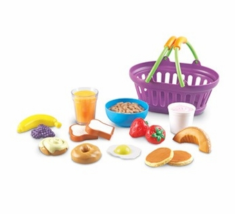 Learning Resources <br />My First Pretend Breakfast Basket Set