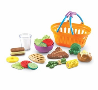 Learning Resources <br />My First Pretend Dinner Basket Set