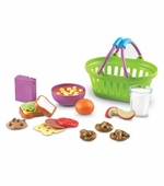 Learning Resources <br />My First Pretend Lunch Basket Set