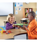 Learning Resources <br />Primary Science Magnet Set