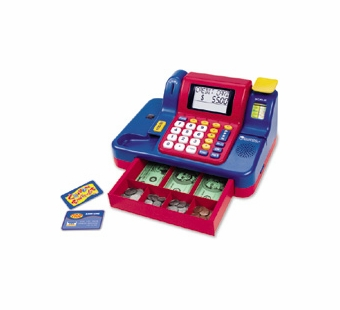 Learning Resources <br />Teaching Cash Register