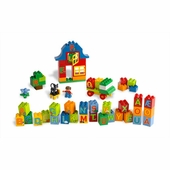 Lego <br />Play with Letters Set #6051