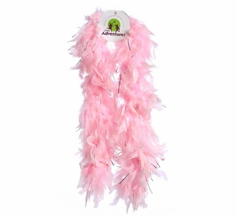 Little Adventures <br />Feather Boa Pink