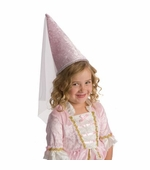 Little Adventures <br />Princess Cone Hat Pink