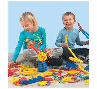 Little Kids Bubbles <br />Toobers & Zots Set