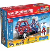 Magformers  <br />Emergency Vehicles Set
