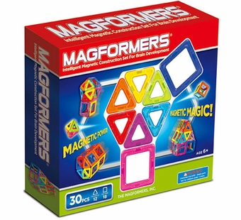 Magformers  <br />Multicolored Set