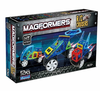 Magformers  <br />RC Custom Set