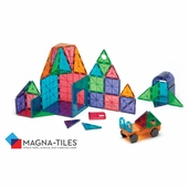 Magna Tiles <br />Clear Colors 32 Piece Set