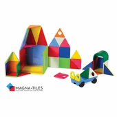 Magna Tiles <br />Solid Colors 48 Piece Deluxe Set