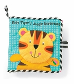 Manhattan Toy Co. <br />Baby Tiger's Jungle Book