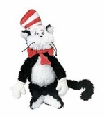 Manhattan Toy Co. <br />Dr. Seuss Cat in the Hat 9""
