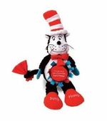 Manhattan Toy Co. <br />Dr. Seuss Cat in the Hat Activity Cat