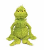 Manhattan Toy Co. <br />Dr. Seuss Grinch 21""
