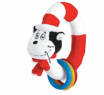 Manhattan Toy Co. <br />Dr. Seuss Shake Ring & Rattle