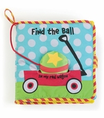 Manhattan Toy Co. <br />Find the Ball Activity Book