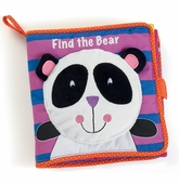 Manhattan Toy Co. <br />Find the Bear Activity Book