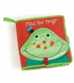 Manhattan Toy Co. <br />Find the Frog Activity Book