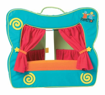 Manhattan Toy Co. <br />Puppet Theatre Stage