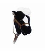 Mary Meyer<br />Black Stick Horse Stuffed Animal